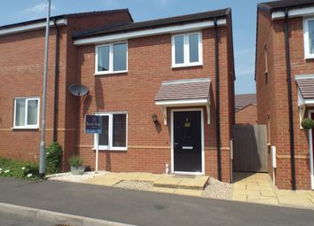 Thumbnail 3 bed semi-detached house for sale in Pippin Croft, Evesham