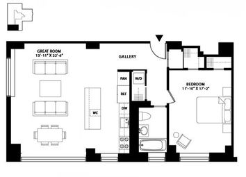 Thumbnail 1 bed property for sale in 200 East 66th Street, New York, New York State, United States Of America