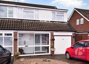 Thumbnail 4 bed semi-detached house for sale in Stains Close, Cheshunt, Waltham Cross