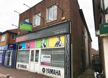 Thumbnail Retail premises to let in Wimborne Road, Bournemouth