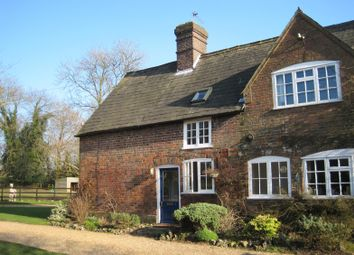 Thumbnail 2 bed semi-detached house to rent in Kinsbourne Green, Harpenden, Herts