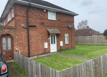 Thumbnail 3 bed detached house to rent in Manor Road, Loughborough