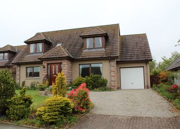 Thumbnail 4 bedroom detached house to rent in Burnbank View, Alford, Aberdeenshire