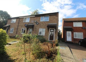 Thumbnail 2 bed property for sale in Sycamore Close, Pinewood, Ipswich