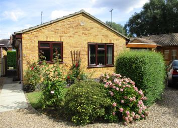Thumbnail 2 bed detached bungalow for sale in The Poplars, Braunstone, Leicester