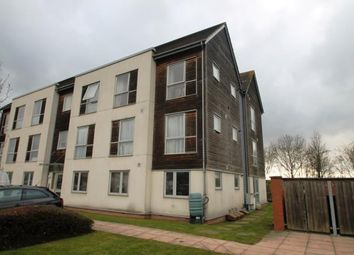 Thumbnail 2 bed flat for sale in Dulcie Close, Greenhithe, Dartford, Kent