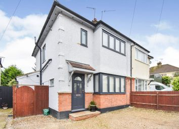 Chilton Close, Chelmsford CM2. 3 bed semi-detached house for sale