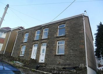 Thumbnail 3 bedroom semi-detached house for sale in Heol Y Parc, Alltwen, Pontardawe.