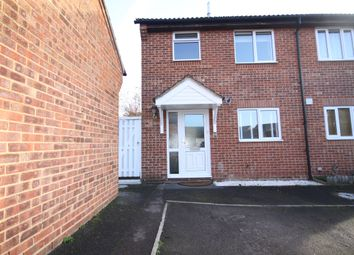 Thumbnail 3 bedroom semi-detached house to rent in Wilfred Way, Thatcham