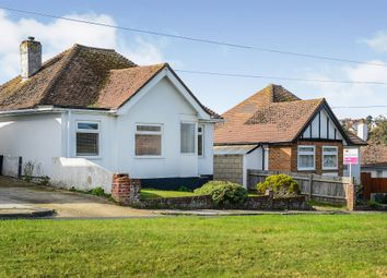 Thumbnail 3 bedroom detached bungalow for sale in Westfield Avenue South, Saltdean, Brighton