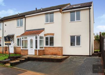 3 bed end terrace house for sale in Birchy Barton Hill, Exeter EX1