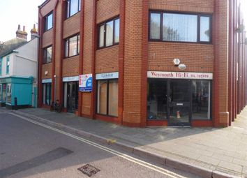Thumbnail Commercial property for sale in Maiden Street, Weymouth