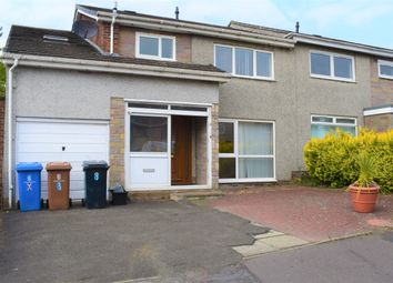 Thumbnail 5 bed semi-detached house for sale in Dunnottar Drive, Stenhousemuir