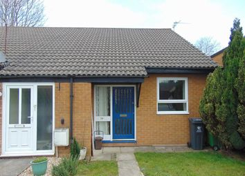 Thumbnail 1 bed end terrace house to rent in Tangmere Drive, Fairwater, Cardiff