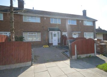 Thumbnail 3 bed terraced house to rent in Big Meadow Road, Upton, Wirral