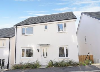 Thumbnail 4 bed detached house for sale in Sandpiper Road, Plymouth