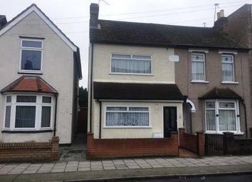 Thumbnail 3 bedroom semi-detached house to rent in Marlborough Road, Romford