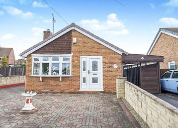 Thumbnail 2 bedroom bungalow for sale in Avon Close, Swadlincote
