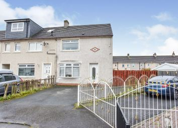 Thumbnail 3 bed end terrace house for sale in Kenmuiraid Place, Bellshill