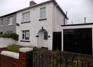 Thumbnail 3 bed semi-detached house for sale in Corporation Road, Aberavon, Port Talbot, Neath Port Talbot.