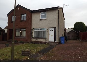 Thumbnail 2 bedroom semi-detached house to rent in Chambers Drive, Carron, Falkirk