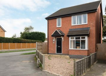 Thumbnail 3 bed detached house for sale in Featherston Drive, Burbage, Hinckley