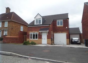 Thumbnail 3 bed detached house for sale in Hillside Avenue, Huyton, Liverpool, Merseyside