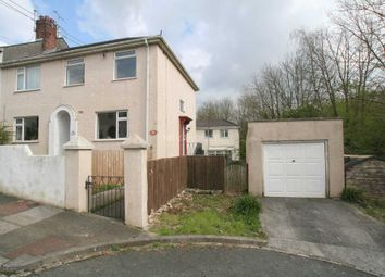 Thumbnail 3 bed flat for sale in Downside Avenue, Eggbuckland