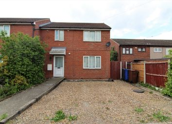 Thumbnail 3 bedroom end terrace house for sale in Portsea Road, Tilbury