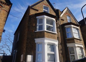 Thumbnail 1 bed flat to rent in Manthorp Road, London