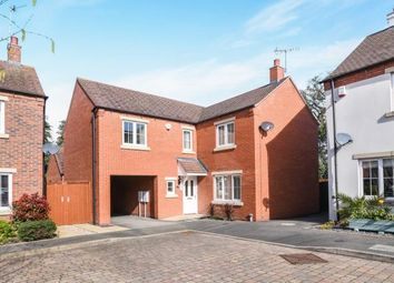 Thumbnail 4 bed detached house for sale in Watsons Lane, Evesham, Worcestershire, .
