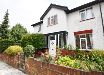Thumbnail 3 bed flat to rent in Ellesmere Road, Chiswick, London