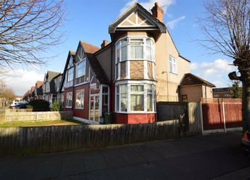 Thumbnail 4 bed end terrace house for sale in Coniston Gardens, Redbridge