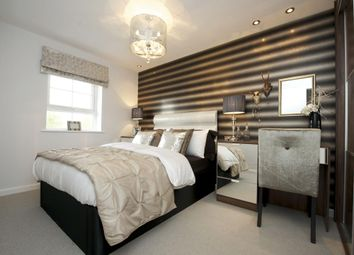 "Thumbnail 3 bedroom end terrace house for sale in ""Aylesbury"" at Orchid Green, Northwich"