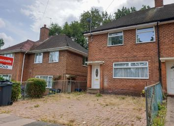3 bed terraced house to rent in Swinford Road, Birmingham B29