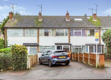 Thumbnail 3 bed terraced house for sale in Shelford Road, Gedling, Nottingham
