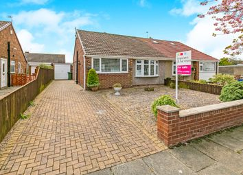 Thumbnail 2 bed semi-detached bungalow for sale in Frosterley Grove, Billingham
