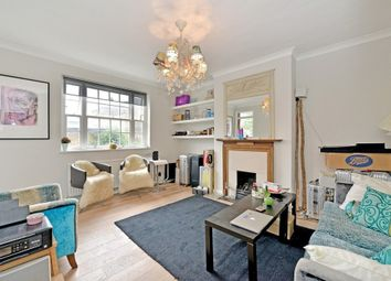 Thumbnail 3 bed flat to rent in Cathcart Road, Chelsea