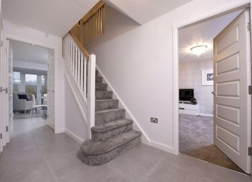 "Thumbnail 4 bed detached house for sale in ""Cambridge"" at Blackpool Road, Kirkham, Preston"