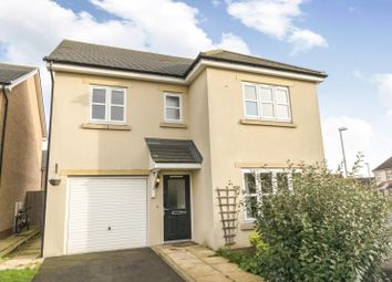 Thumbnail 4 bed detached house to rent in Banks Crescent, Stamford, England