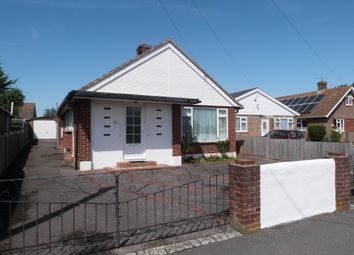 Thumbnail 4 bed bungalow for sale in Manor Road, Selsey, Chichester