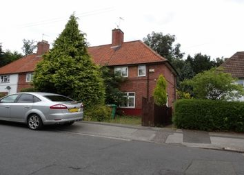 Thumbnail 2 bed property to rent in Wensor Avenue, Beeston, Nottingham