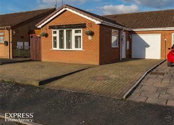 Thumbnail 2 bed semi-detached bungalow for sale in Falklands Drive, Wisbech, Cambridgeshire