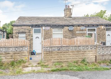 Thumbnail 1 bed cottage for sale in Hillam Street, Bradford