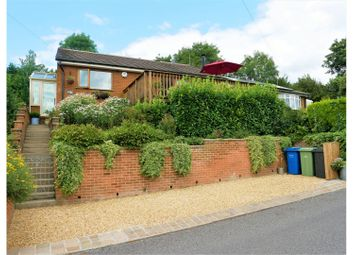 Thumbnail 2 bed detached bungalow for sale in Broomhill Road, Old Whittington, Chesterfield