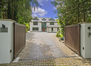 Thumbnail 7 bed detached house for sale in Shenley Hill, Radlett