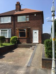 Thumbnail 2 bed semi-detached house to rent in Yewdale Road, Offerton, Stockport