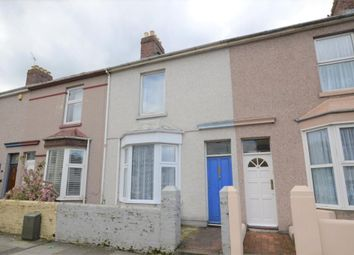 Thumbnail 2 bed terraced house for sale in Elim Terrace, Plymouth, Devon
