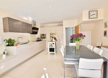 Thumbnail 1 bed end terrace house to rent in Brooklands Road, Weybridge