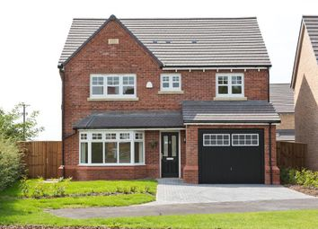 Thumbnail 4 bed detached house for sale in St.Petersfield's, Inskip, Preston